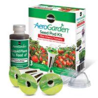 AeroGarden® Heirloom Cherry Tomato Seeds 3-Pod Kit