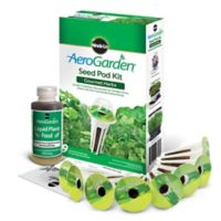 AeroGarden® Gourmet Herbs Seeds 9-Pod Kit