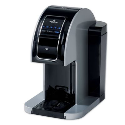 Single Coffee Maker Bed Bath And Beyond : Touch Pro Single Serve Commercial Coffee Brewer - Bed Bath & Beyond