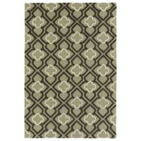 Kaleen Spaces Dublin 8-Foot x 10-Foot Area Rug in Sage