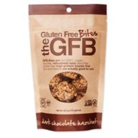 The GFB™ Dark Chocolate Hazelnut 12-Pack Gluten Free Bites