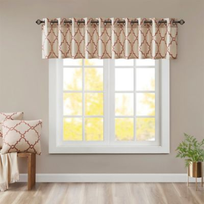 Buy Grommet Valances Window Treatments From Bed Bath Amp Beyond