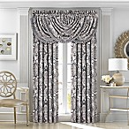 J. Queen New York Guiliana Window Valance in Silver