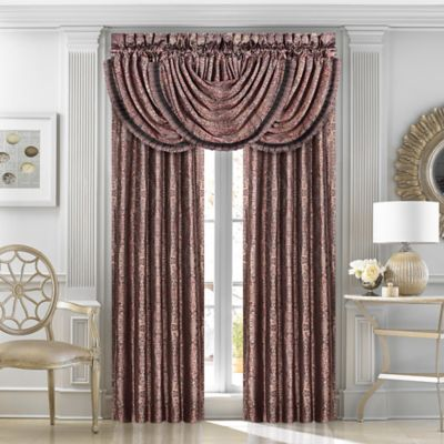 Buy Red And Gold Curtains From Bed Bath Beyond