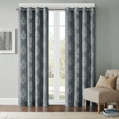 Buy Charcoal Curtains from Bed Bath & Beyond