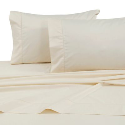Tribeca Living 750 Thread Count Cotton Sateen Deep Pocket Queen Sheet Set In