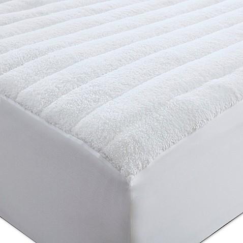 Woolrich Winston Sherpa Mattress Pad In White Bed Bath