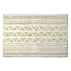 CHF Industries Kalamata Bath Rug in Gold