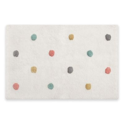 chloe 20inch x 30inch bath rug - Washable Rugs