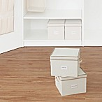 Real Simple® Lidded Boxes (Set of 2)