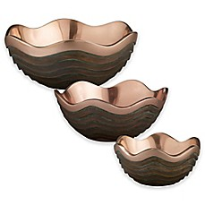 Nambe Copper Canyon Bowl Collection