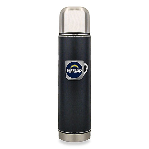 NFL San Diego Chargers Logo 24-Ounce Executive Vacuum Bottle