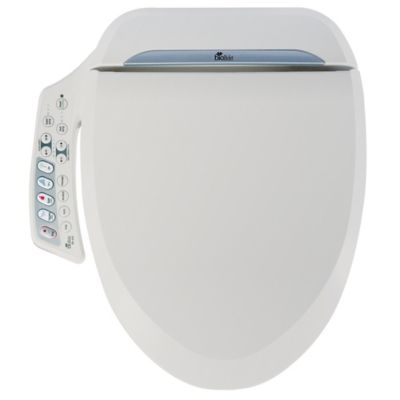 small round toilet seat. Ultimate Round Electric Bidet Seat in White Buy Soft Toilet Seats from Bed Bath  Beyond