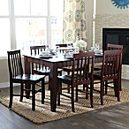 Forest Gate Dining Table in Espresso