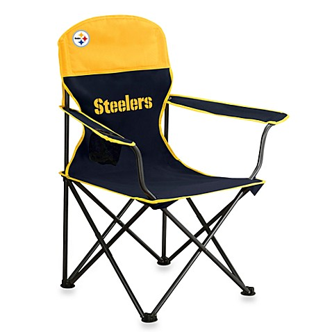 Incroyable NFL Pittsburgh Steelers Folding Chair