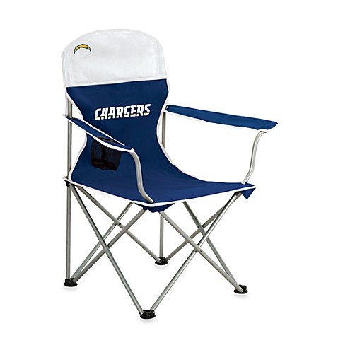 NFL San Diego Chargers Folding Chair Bed Bath Beyond