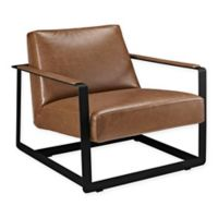 Modway Seg Accent Chair in Brown