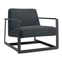 Modway Seg Accent Chair in Grey