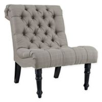 Modway Navigate Fabric Chair in Granite