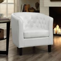 Modway Prospect Armchair in White