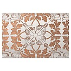 Waterford® Linens Octavia Placemat in Bronze