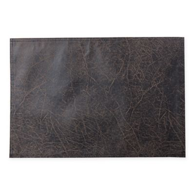 Buy Leather Placemats From Bed Bath Amp Beyond