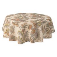 Echo Ishana 70-Inch Round Tablecloth