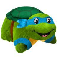 Pillow Pets® TMNT Leonardo Folding Pillow Pet