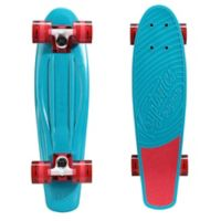 Kryptonics 22.5-Inch Torpedo Skateboard in Light Blue