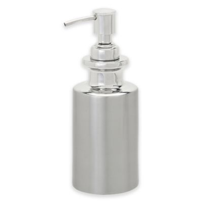 buy brushed nickel bath accessory from bed bath & beyond