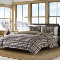 Eddie Bauer® Port Gamble Full/Queen Comforter Set in Blue