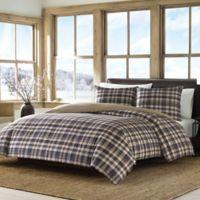 Eddie Bauer® Port Gamble Twin Comforter Set in Blue