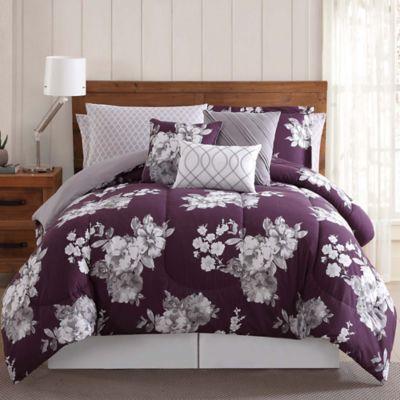 set product piece floral bed comforters bedding do sets eliza watercolor comforter