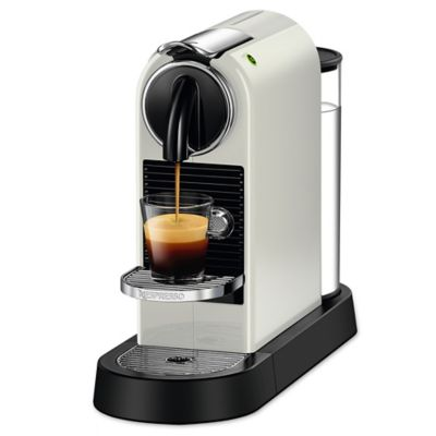Single Coffee Maker Bed Bath And Beyond : Nespresso Citiz Single Serve Espresso Maker - Bed Bath & Beyond