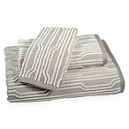 Auburn Bath Towel in Grey