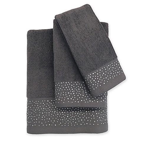 Twilight Hand Towel In Grey Bed Bath Amp Beyond