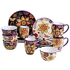 Certified International Coloratura by Sue Zipkin Dinnerware