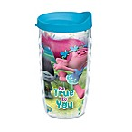 "Tervis® DreamWorks® Trolls ""Be True to You"" 10 oz. Wavy Wrap Tumbler with Lid"