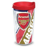 Tervis® English Premier League Arsenal F.C. 16 oz. Wrap Tumbler with Lid