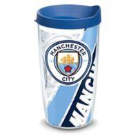 Tervis® English Premier League Manchester City F.C. 16 oz. Wrap Tumbler with Lid