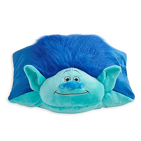 Animal Folding Pillows : Pillow Pets DreamWorks Trolls Branch Folding Pillow Pet - Bed Bath & Beyond
