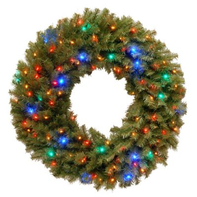 Buy 36 Outdoor Christmas Wreaths from Bed Bath Beyond