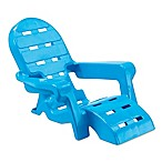 American Plastic Toys® Beach Chair in Blue