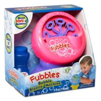 Little Kids® Fubbles™ Bubble Blastin' Machine in Pink