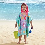 Mermaid Kids Hooded Towel