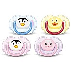 Avent Birth To 6 Months Paci 0-6m Animal