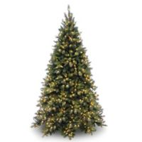 National Tree 7-Foot 6-Inch Tiffany Fir Medium Christmas Tree with Clear Lights
