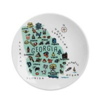 My Place Georgia Appetizer Plates (Set of 4)
