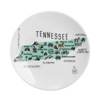 My Place Tennessee Appetizer Plates (Set of 4)