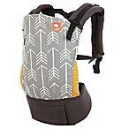 Baby Tula Archer Toddler Carrier in Yellow/Grey